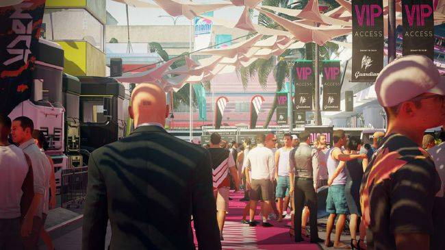The next Hitman game is 'well under way'
