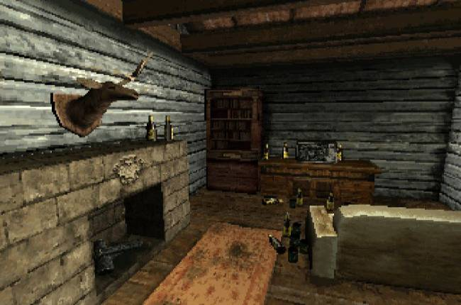 The 3rd Night is a free adventure game that evokes classic survival horror