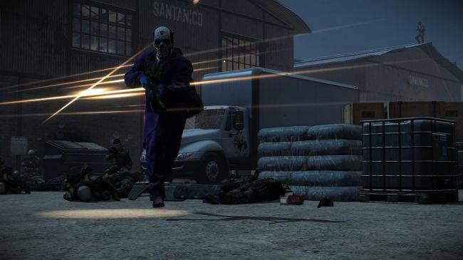 Payday 2 is free to play this weekend