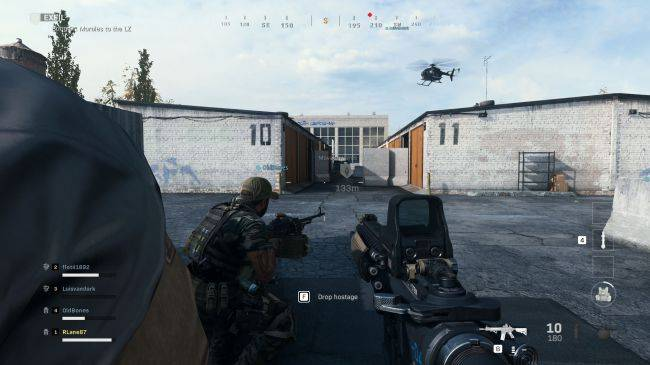Call of Duty: Modern Warfare has new maps and a new mode