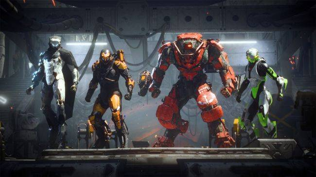 Anthem's new PTS gives players an early look at Icetide