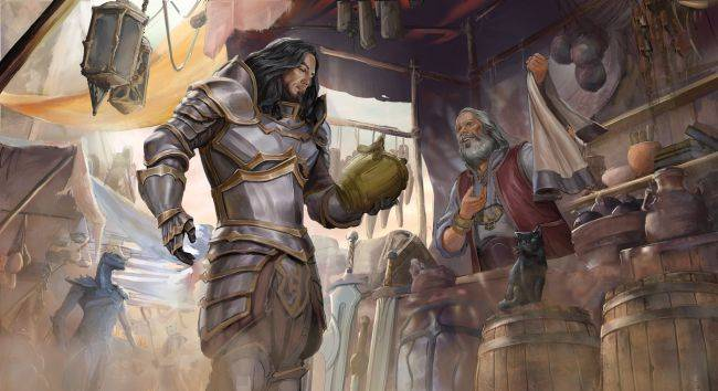 Divinity: Original Sin 2 gets a third free 'gift bag' with new features