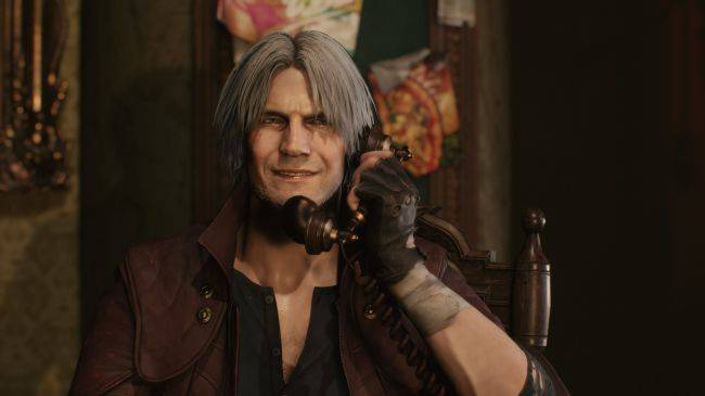 Devil May Cry 5 has a co-op mod