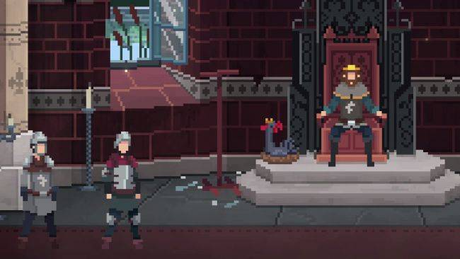 Bad king simulator Yes, Your Grace has a beta next week you can sign up for