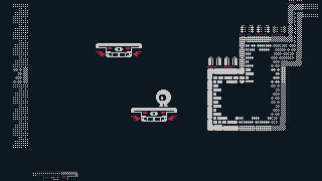 Everything is an unlock in aptly named free platformer Nothing