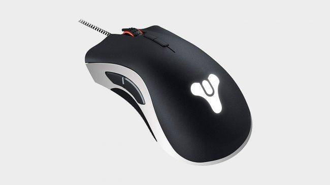 Score this Destiny 2 themed Razer DeathAdder Elite gaming mouse for only $35 on Amazon