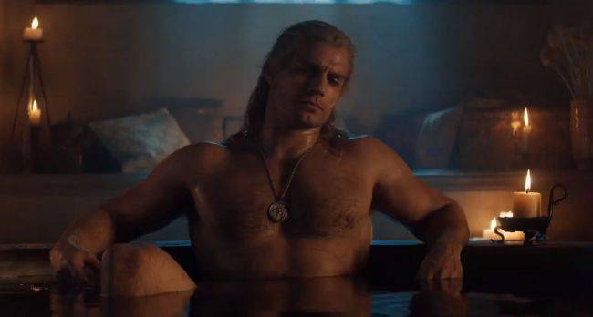 The Witcher on Netflix has been renewed for a second season