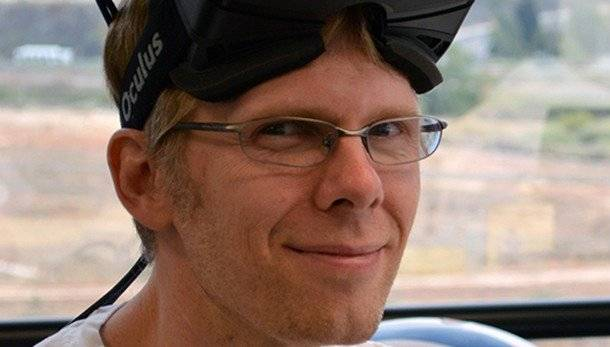 John Carmack is stepping back from Oculus to work on artificial intelligence