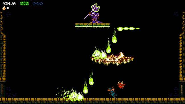 Retro-ninja game The Messenger is free on the Epic Games Store