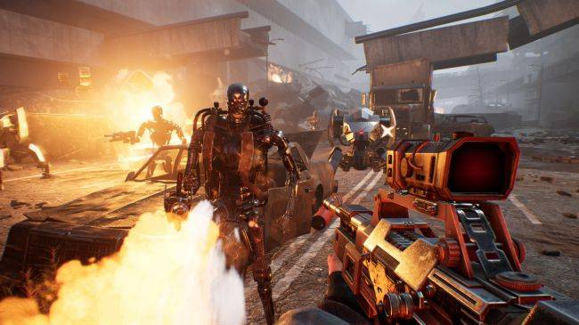 Here's the Terminator: Resistance launch trailer