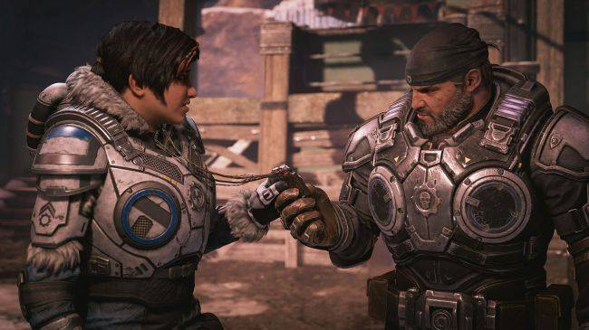 Xbox Game Pass didn't stop Gears 5 from outselling Gears of War 4