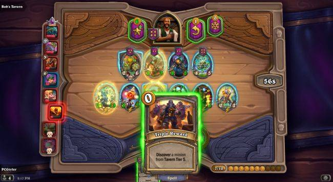 Hearthstone Battlegrounds swapping four new heroes in as part of a re-balance