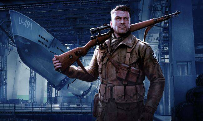 Sniper: Elite is being made into a board game, may not have slow-motion nutshots