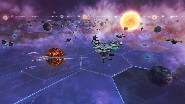 Starborne, the cosmic MMORTS, bids farewell to alpha with a tournament