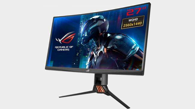 Save over £100 on this 27-inch 1440p ASUS PG27VQ gaming monitor for Black Friday