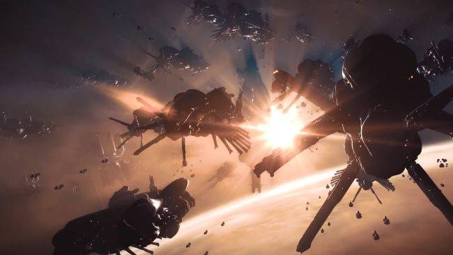 Warframe will let you start building your spaceship soon