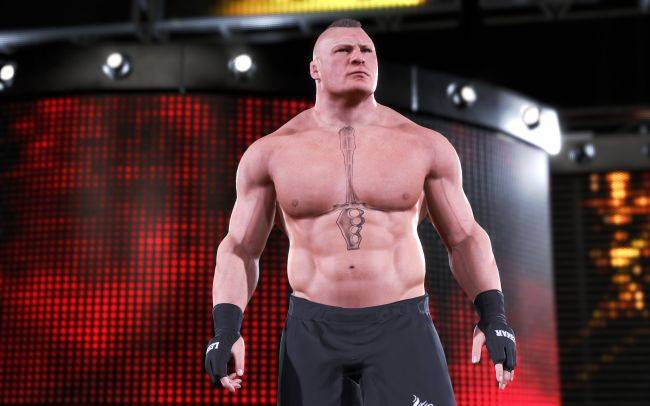 WWE 2K20 patch 1.03 has been corrupting some players' save data