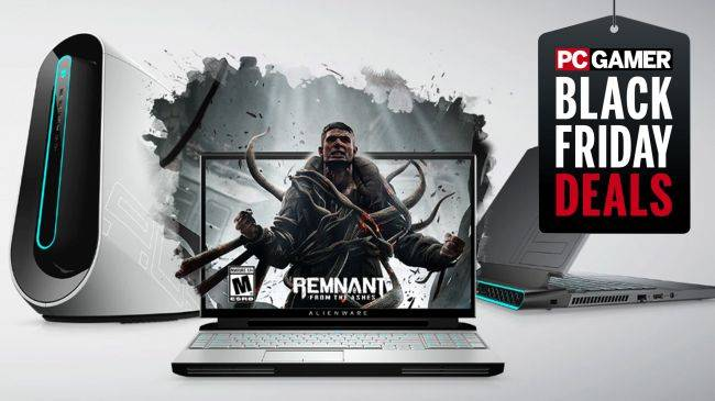 Save up to 23% on an Alienware gaming laptop during Dell's Black Friday sale