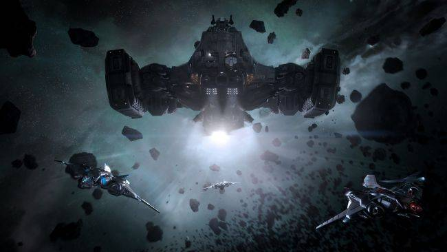 Star Citizen's latest 'free fly' event will let you try every ship in the game