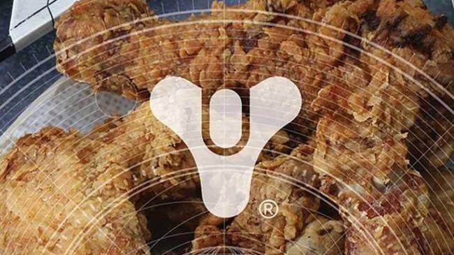 There's going to be a Destiny cookbook because of course there is