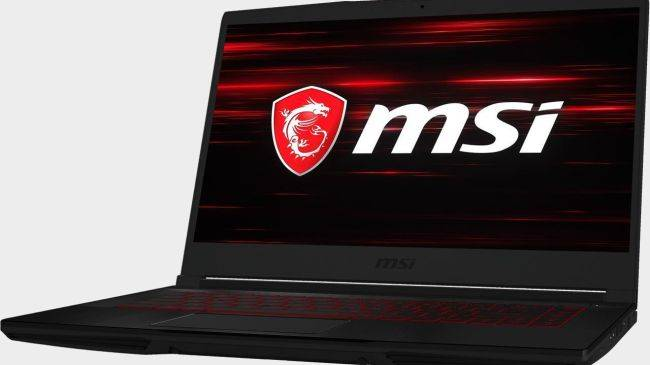 Get an MSI gaming laptop for less than $500 with this cheap Black Friday deal