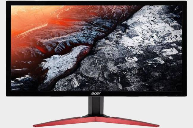 This Acer 24-inch Freesync gaming monitor is just $149 right now