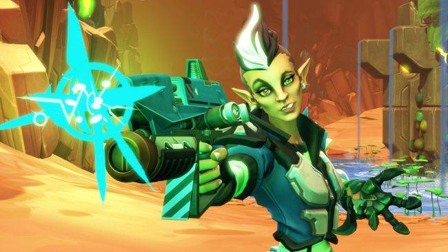Battleborn begins winding down, premium currency purchases ending in February