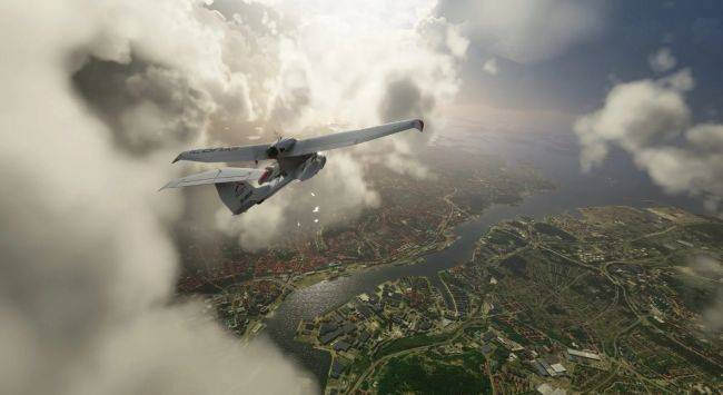 VR is a 'very high' priority for the Microsoft Flight Simulator team