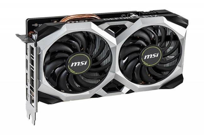 Get an MSI GeForce RTX 2060 graphics card for less than $300 with this cheap Black Friday deal