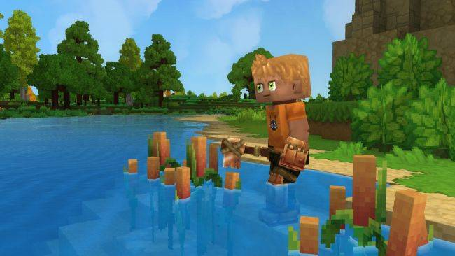 Sandbox RPG Hytale shows off early footage and a potential release window