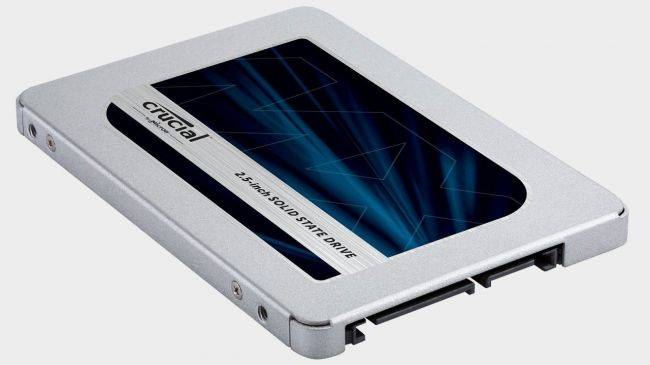 Crucial's MX500 1TB SSD is down to $100, its lowest price ever