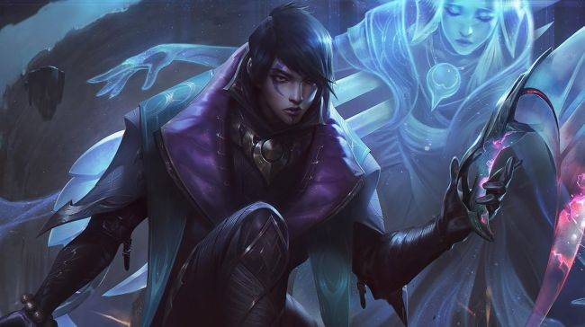 League of Legends is getting its most complex champion ever, and he carries 5 weapons