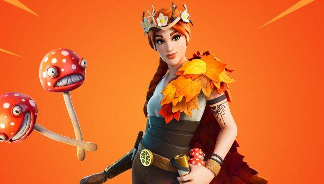 Fortnite players can get a free animated wrap in the Autumn Queen's community challenge