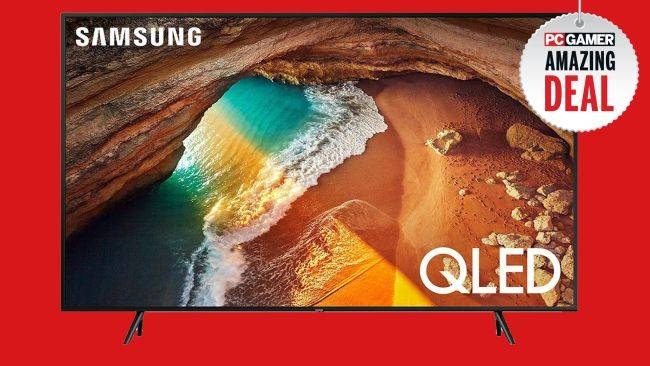 This amazing 4K TV deal gets you a Samsung QLED TV for less than $500, its lowest ever price