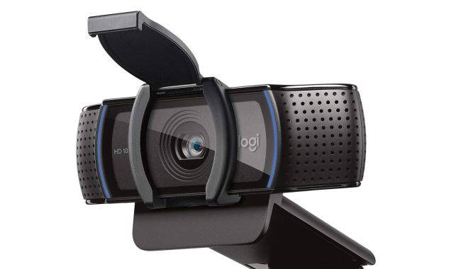 The Logitech C920S camera we all use for meetings is $20 off for Black Friday