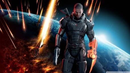Rumor: New Mass Effect Game in Early Development