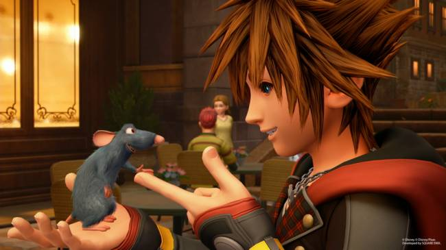 Playable Demo Now Available for Kingdom Hearts III