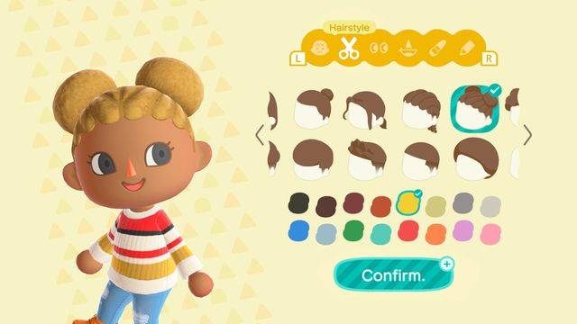 Why Animal Crossing fans are arguing over 'space buns'