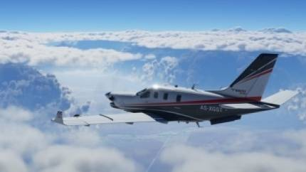 Flight Simulator's next World Update will work its makeover magic on the UK in January