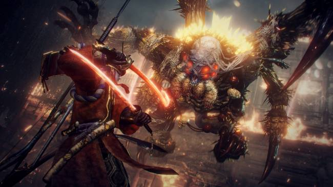 Nioh 1 & 2 Remastered For PS5 Announced, Plus PC Release