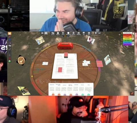 Cross Coast: Abby's Not-Goodbye-But-See-You-Later Stream!