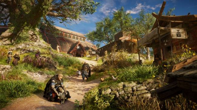 Assassin's Creed Valhalla Settlement Guide