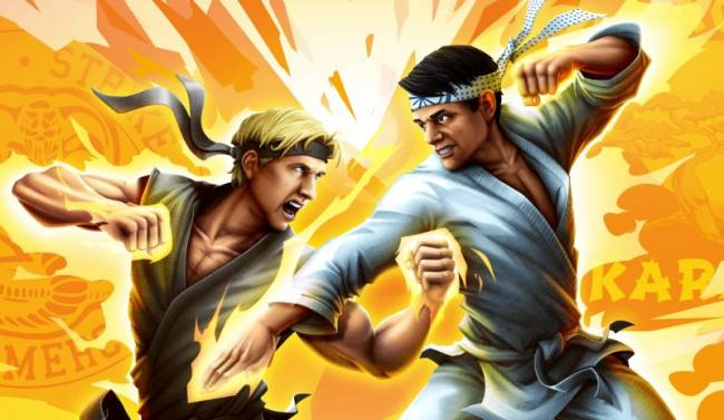 The Cobra Kai Video Game Serves Up '80s Cheese In A Fun Way