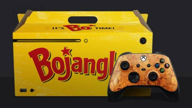 Bojangles Is Giving Away A Themed Xbox Series X (No Sauce Included)