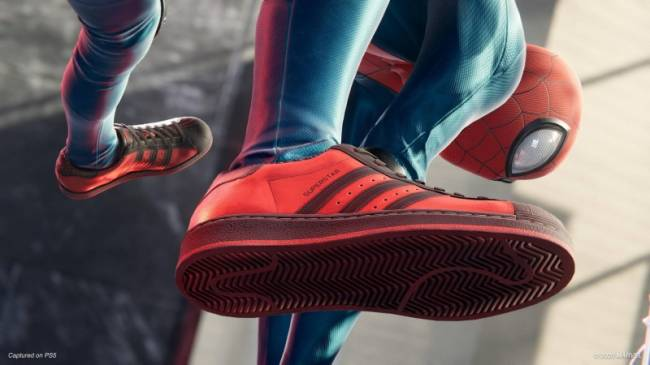 Marvel's Spider-Man: Miles Morales Adidas Shoes Releasing Later This Month