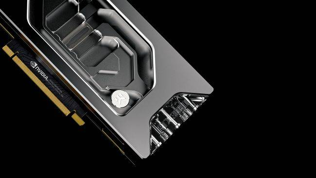 This seriously beautiful RTX 3080 FE water block should be available to preorder this week