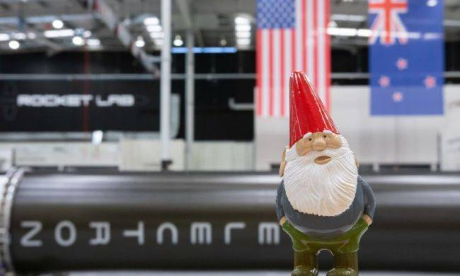 Gabe Newell is launching a garden gnome into space