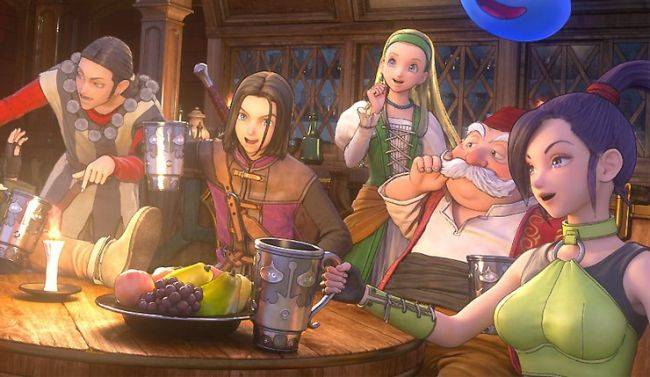Dragon Quest XI S: Definitive Edition now has a 10 hour demo on Steam