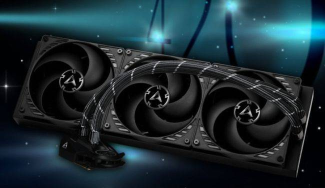 Arctic's Liquid Freezer II 420 cooler looks perfect for toasty CPUs that like to blaze