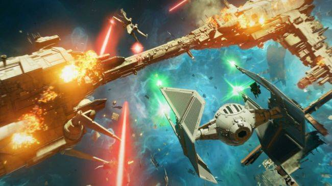 Star Wars: Squadrons patch takes aim at ranks, bombers, and broken matchmaking